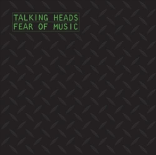 Talking Heads - Fear of Music - Silver Vinyl - LP (Rocktober 2020)