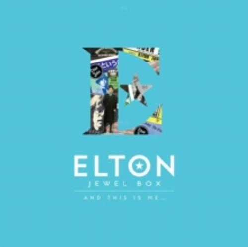 Elton John - Jewel Box (And This Is Me) - 2xLP
