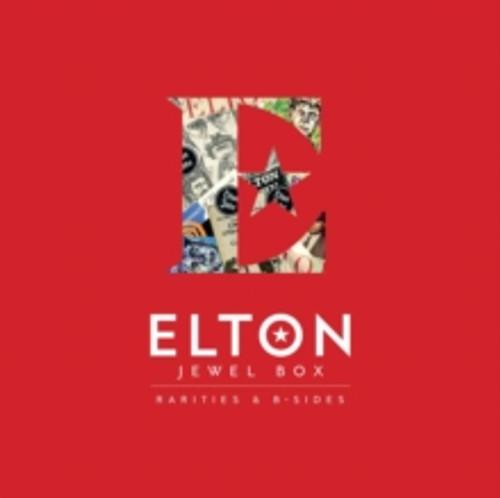 Elton John - Jewel Box - Rarities & B-Sides - 3x LP