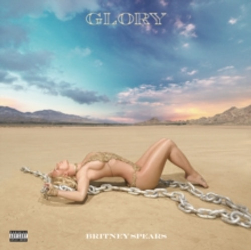 Britney Spears - Glory - 140g 2xLP Opaque White Vinyl