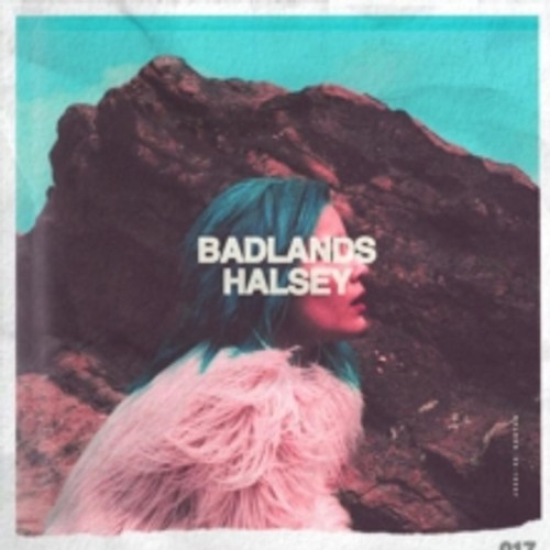 Halsey - Badlands - Pink Vinyl LP