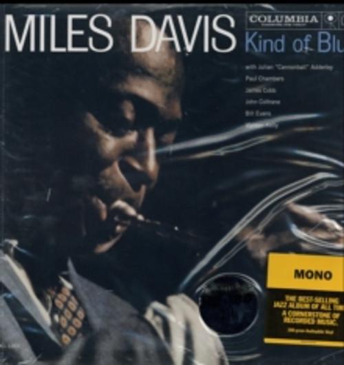 Miles Davis - Kind Of Blue - 180g Mono LP