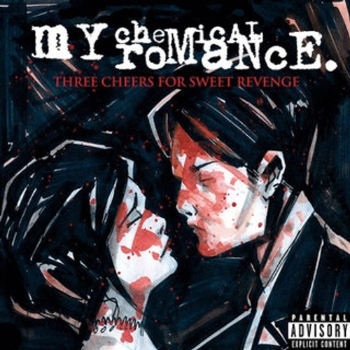My Chemical Romance - Three Cheers For Sweet Revenge - LP