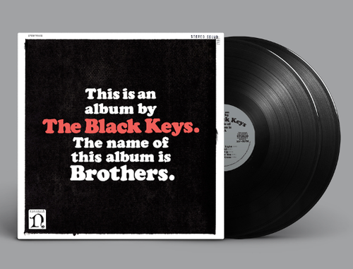 Black Keys, The - Brothers (Deluxe Remastered Anniversary Edition - LP