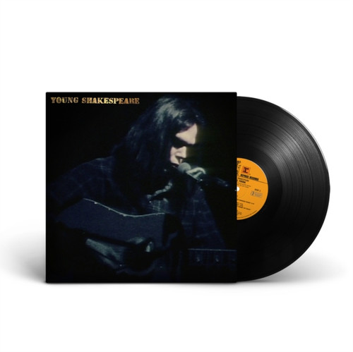 Neil Young - Young Shakespeare - LP