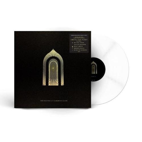Greta Van Fleet - Battle at Garden's Gate (Indie Exclusive White Vinyl) - 2xLP