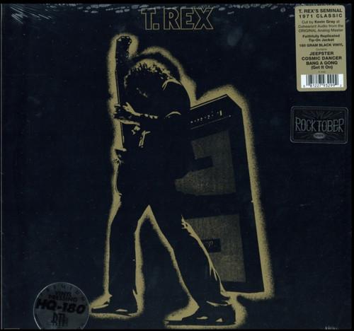T. Rex - Electric Warrior - Rhino Rocktober - 180g LP