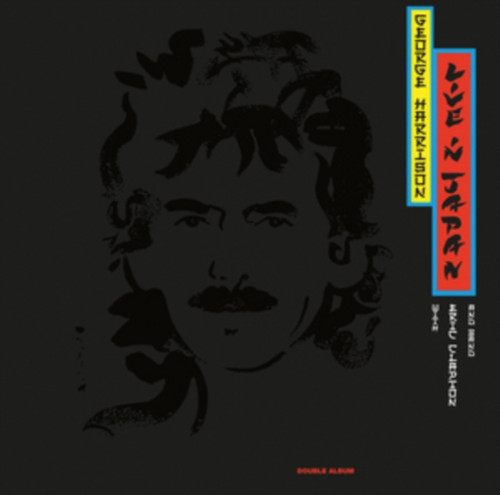 George Harrison - Live In Japan - 180g 2xLP