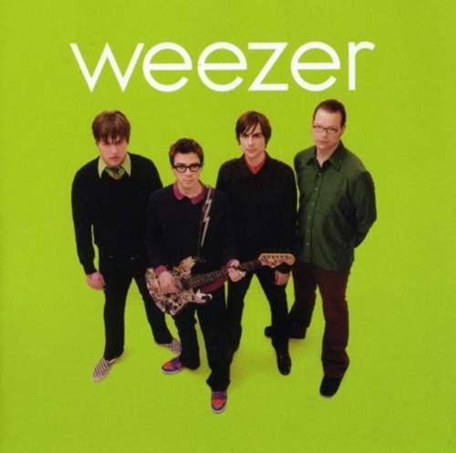 Weezer - S/T (Green Album) - CD