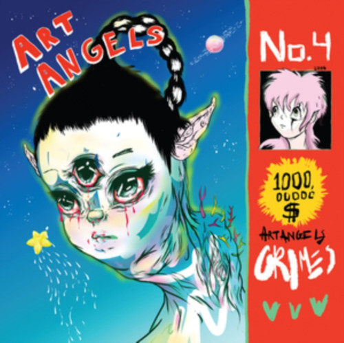 Grimes - Art Angels - LP + Download