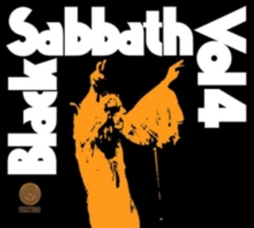 Black Sabbath - Vol. 4 - LP (Import)