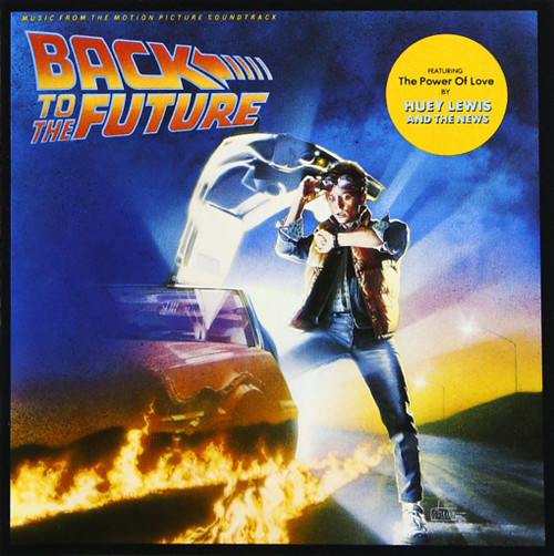 Back To The Future (Music From The Motion Picture Soundtrack) - LP