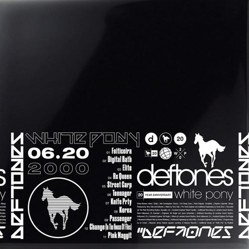 Deftones - White Pony - 20th Anniversary Edition - 4xLP Box Set