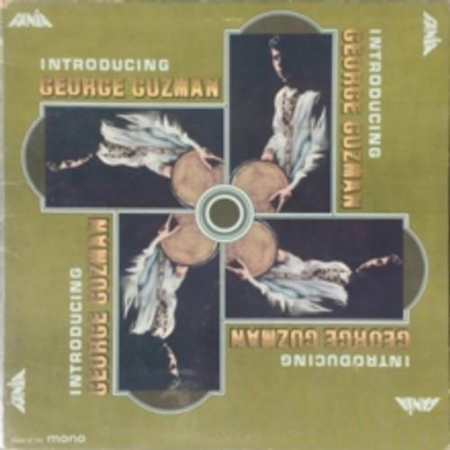 George Guzman - Introducing George Guzman - LP