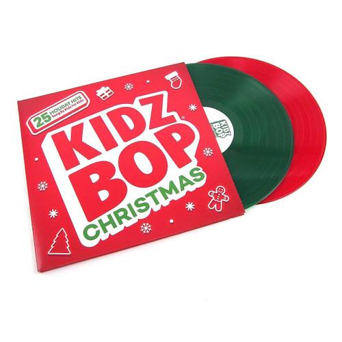 KIDZ BOP Kids - KIDZ BOP Christmas (Green & Red Vinyl) - 2xLP