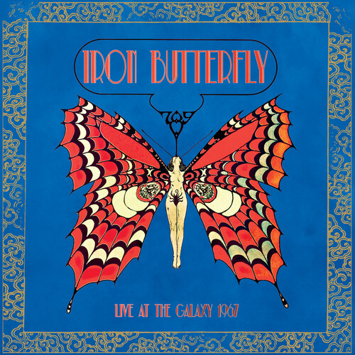 Iron Butterfly - Live At The Galaxy 1967 - Colored Vinyl - 180g LP