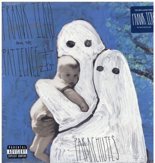 Frank Iero And The Patience - Parachutes - LP