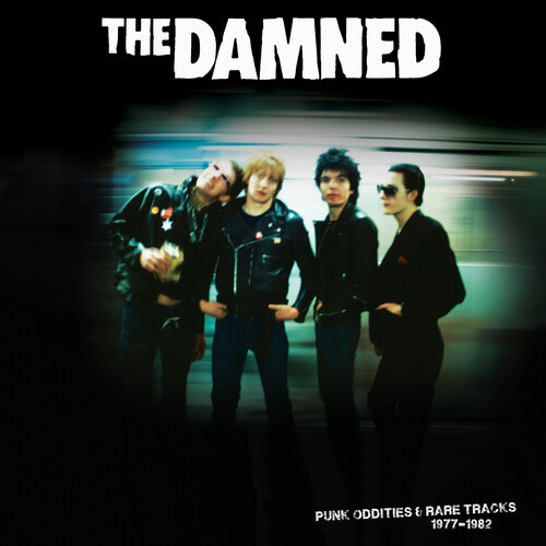 Damned, The - Punk Oddities and Rare Tracks 1977-1982 - Yellow Vinyl - LP