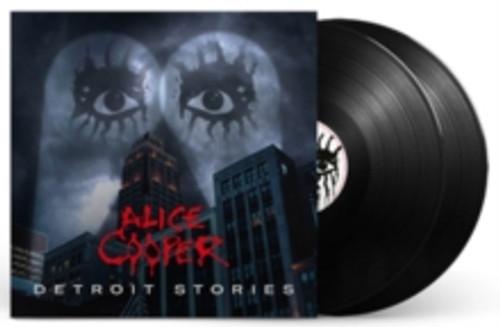 Alice Cooper - Detroit Stories - Black Vinyl - 2xLP