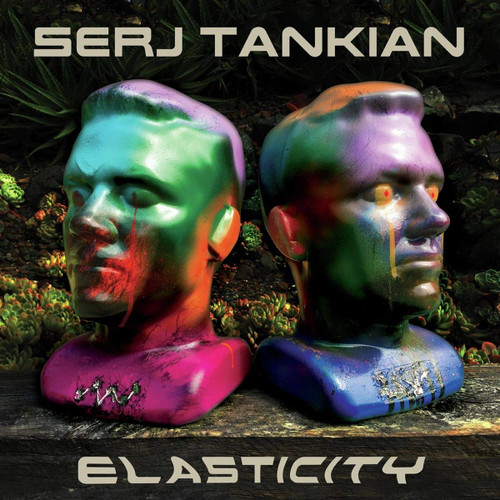 Serj Tankian - Elasticity EP - Indie Exclusive Limited Edition Purple Vinyl - LP