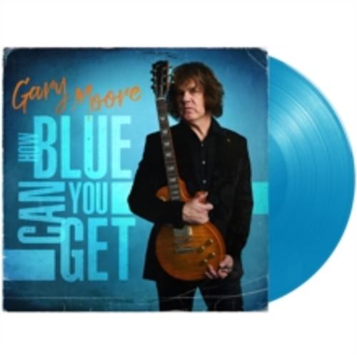 Gary Moore - How Blue Can You Get - Light Blue Vinyl - LP