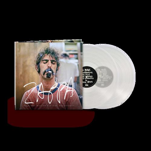 Zappa - OST (180g. Crystal Clear vinyl) - 2xLP