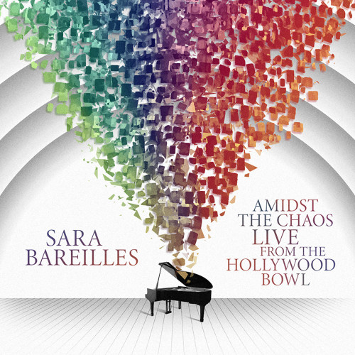 Sara Bareilles - Amidst the Chaos: Live from the Hollywood Bowl - 150g 3xLP