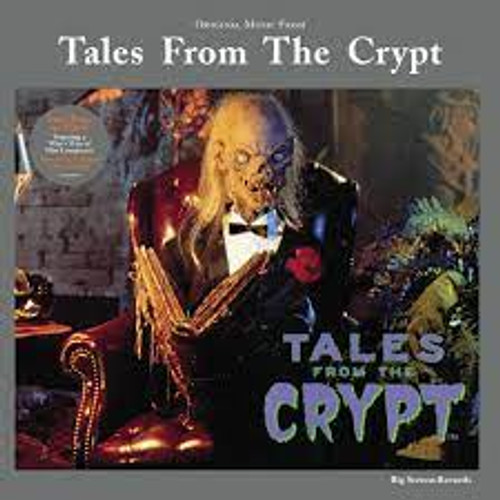 Tales from the Crypt - OST - Orange Vinyl - LP