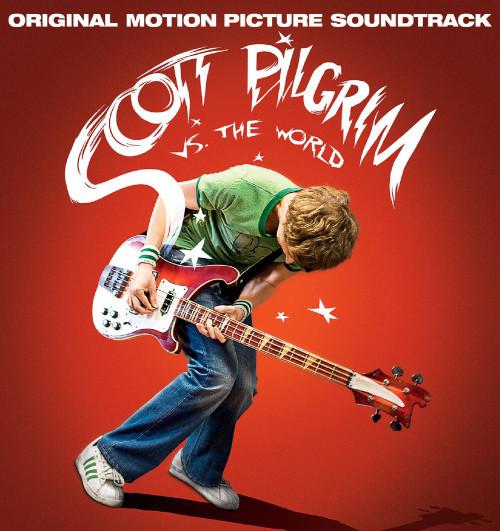 Scott Pilgrim vs. The World - OST - Ramona Flowers Edition Vinyl - LP