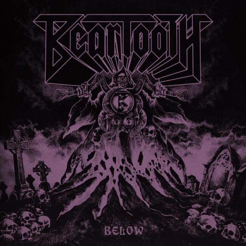Beartooth - Below - Grey w/ Purple Cloudy Vinyl - LP