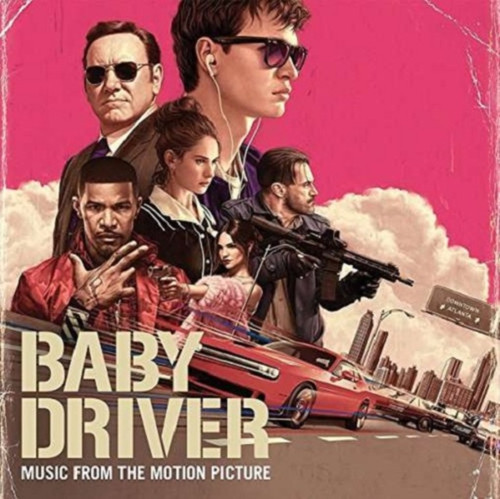 Baby Driver - OST (Import) - 2xLP