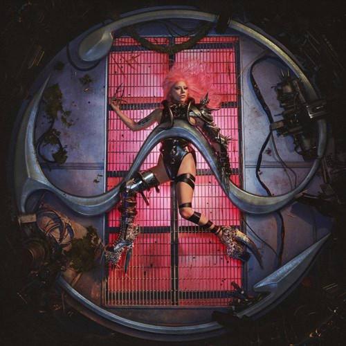 Lady Gaga - Chromatica - Black Vinyl - LP