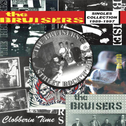 Bruisers, The - The Bruisers Singles Collection 1989-1997 - 2xLP
