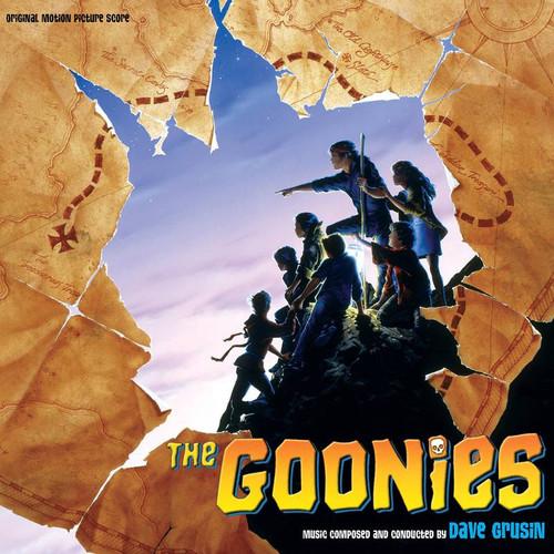 Goonies, The - Original Motion Picture ScoreBy Dave Gruisin - Picture Disc LP