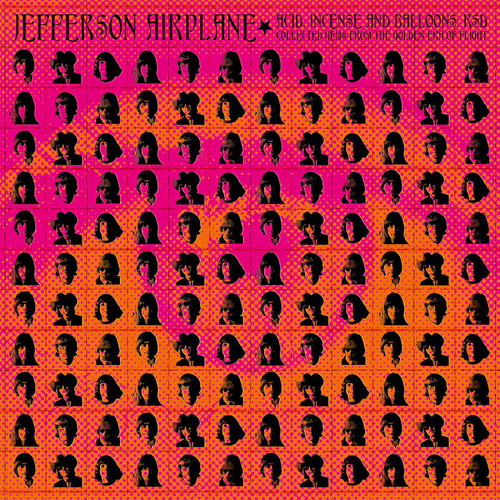 Jefferson Airplane - Acid, Incense and Balloons: RSD-Collected Gems From The Gol