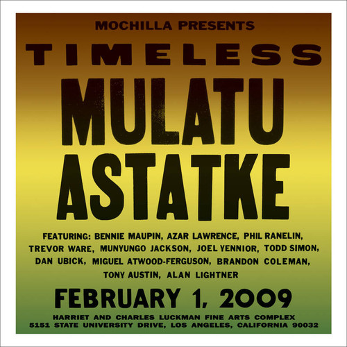 Mulatu - Mochilla Presents Timeless: Mulatu Astatke - 2xLP