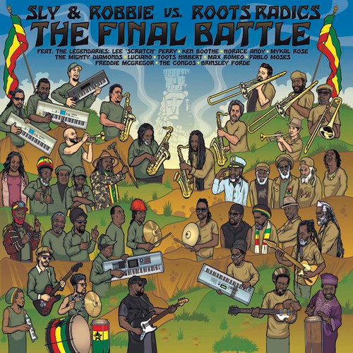 Sly & Robbie, Roots Radics - The Final Battle: Sly & Robbie vs. Roots Radics - L