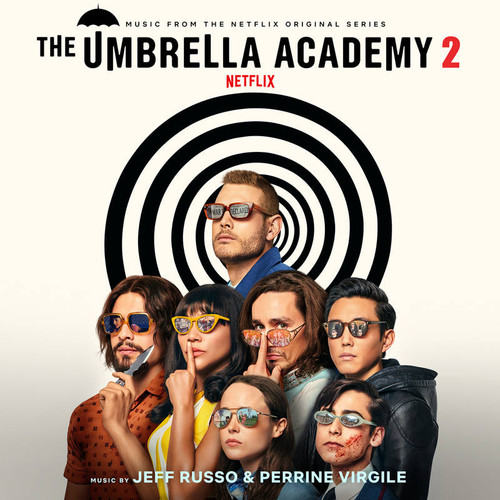 Umbrella Academy, The, Season 2 - Music From The Netflix Original Series by Jeff Russo - LP