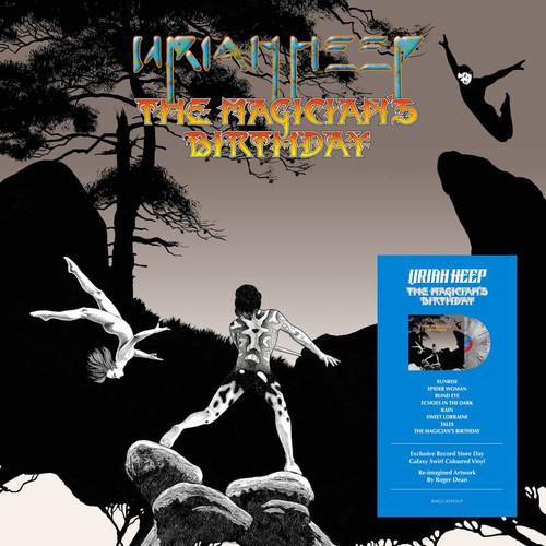 Uriah Heep - The Magician's Birthday - RSD LP