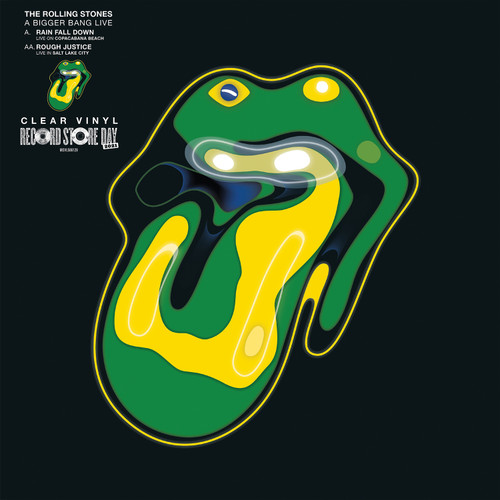 "Rolling Stones, The - A Bigger Bang - 10"" Vinyl RSD 2021 Release"