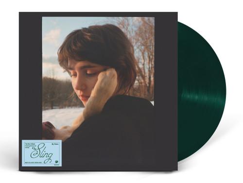Clairo - Sling - Indie Exclusive Limited Edition Dark Green Vinyl - LP