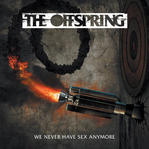 """Offspring, The - We Never Have Sex Anymore - Translucent Green Vinyl - 7"""""""