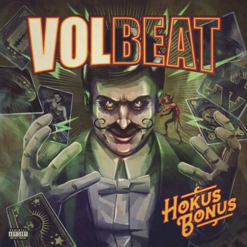 Volbeat - Hokus Bonus - 2021 Reissue - LP