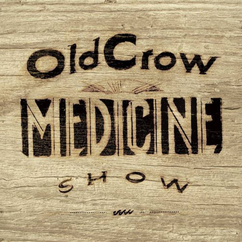 Old Crow Medicine Show - Carry Me Back - Coke Bottle Clear Vinyl - LP