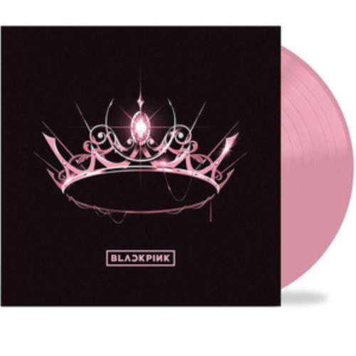 BLACKPINK - The Album (Pink Vinyl) - LP