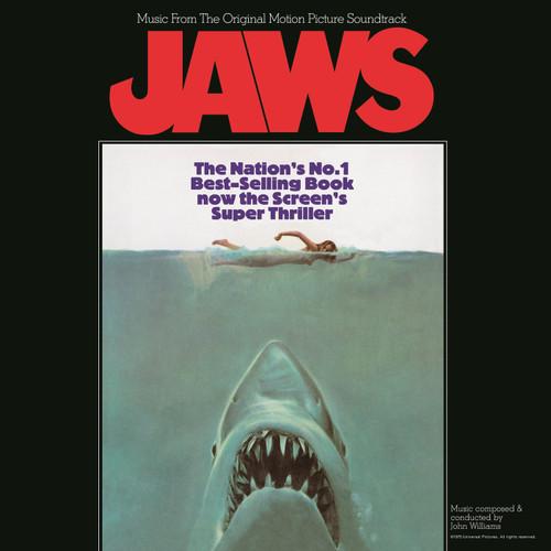 Jaws (John Williams) - OST - 180g LP