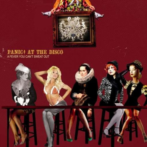 Panic! At The Disco - A Fever You Can't Sweat Out - FBR25 Silver Vinyl - LP