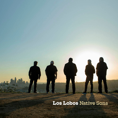 Los Lobos - Native Sons - Indie Exclusive Coke Bottle Clear - 2xLP