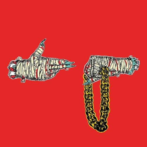 Run the Jewels - Run the Jewels 2 - RSD Essential Clear w/ Red & Teal Splatter Vinyl - 2xLP