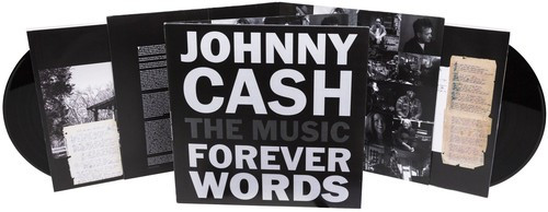 Forever Words (Compilation Album -- All Songs Inspired by the Words and Lyrics of Johnny Cash) - 2xLP